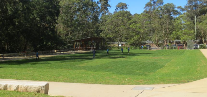 Carnley Reserve Picnic Facilities Blackbutt Reserve Newcastle