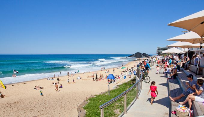 The Home Of Next Month S Surfest Compeion Was Ranked Among Australia Top Beaches Overall In 101 Best Australian List Which Cited It As
