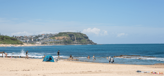 Community encouraged to stay safe at local beaches