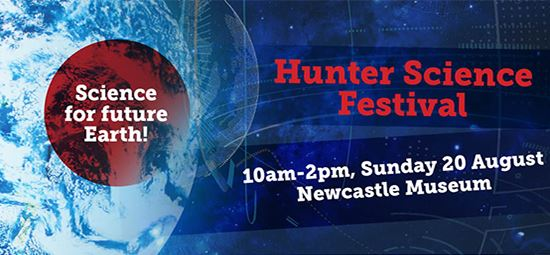 Fossils, drones, green slime and more at Hunter Science Festival 2017