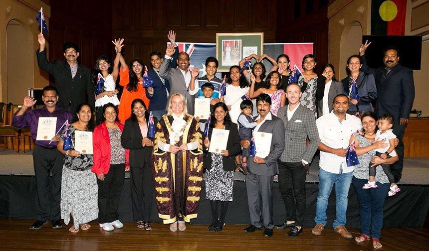 Citizenship Ceremonies - City of Newcastle