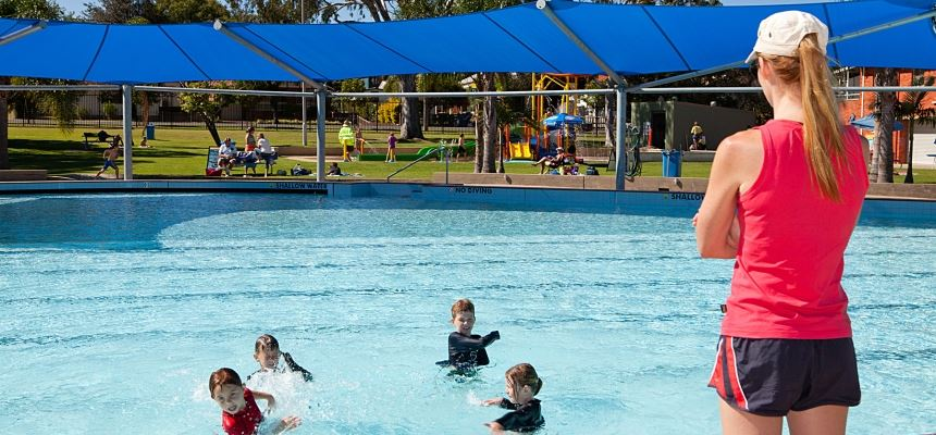 Water Safety Tips Newcastle City Council