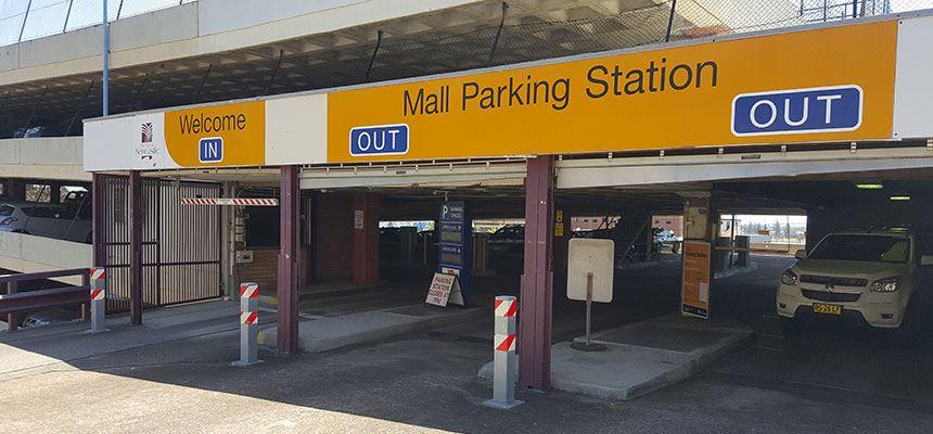 Car Park Pay By Phone Newcastle