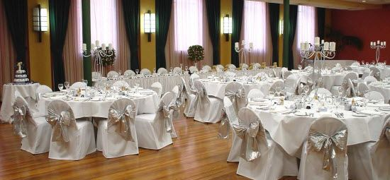 Newcastle City Hall - Banquet Room