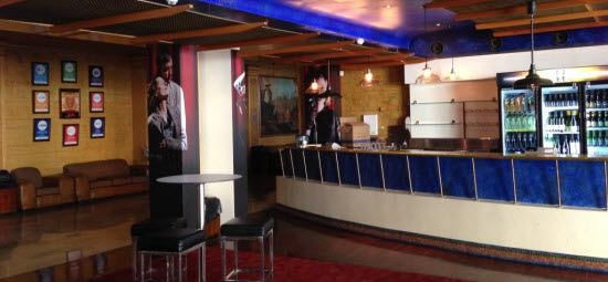Newcastle Civic Theatre - Lounge Bar