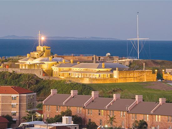 Fort Scratchley Historic Site closed from 25-28 September