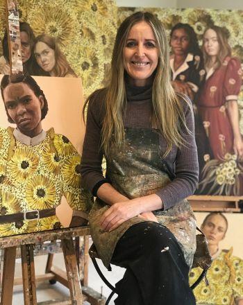 Lori Pensini was the winner of the Kilgour Prize 2021