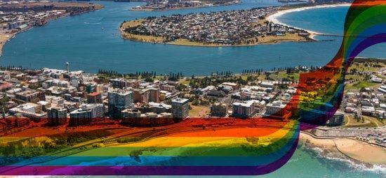 Council flying the flag for marriage equality