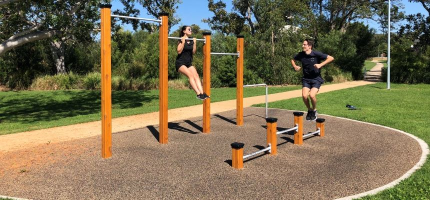 Newcastle Outdoor Exercise Facilities