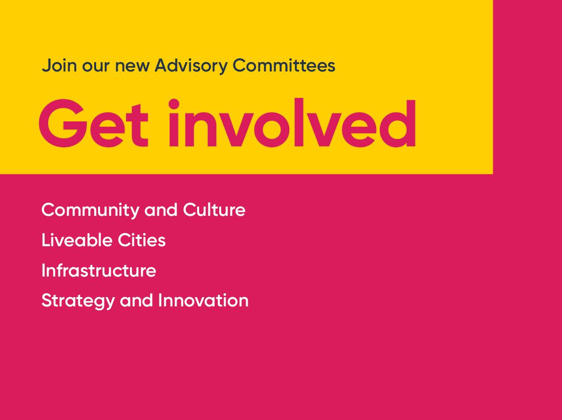 Strategy and Innovation Advisory Committee - Expression of Interest