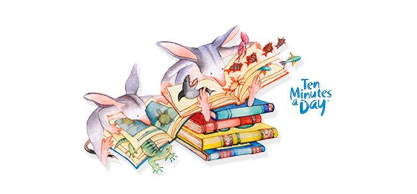 42e1255c4 Ten Minutes a Day  Baby Book Time - Mayfield Library - City of Newcastle