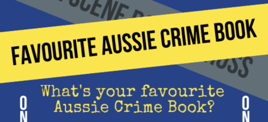 Tell us about your favourite Aussie crime book and win!