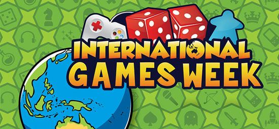 International Games Week 2018