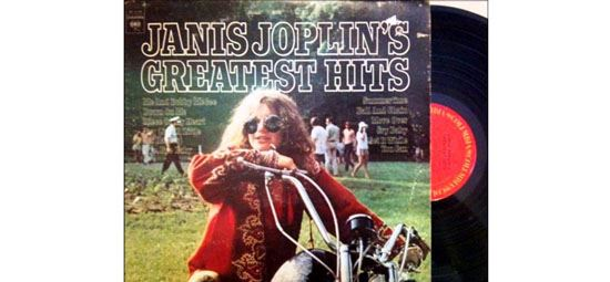 Throwback Thursday: Janis Joplin