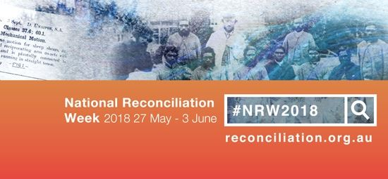 National Reconciliation Week: 27 May - 3 June