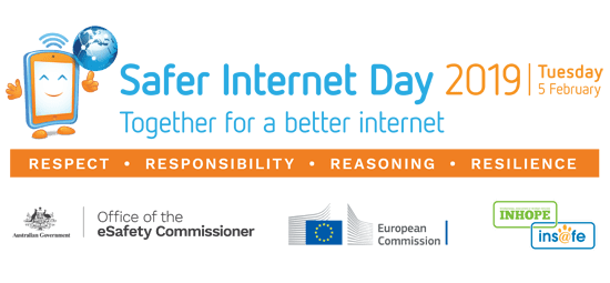 February 5 is Safer Internet Day 2019