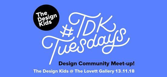 Design Community Meet-Up 13 November
