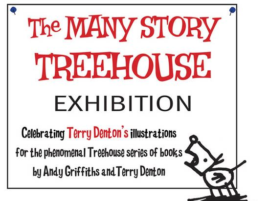 Exhibition: The Many Story Treehouse