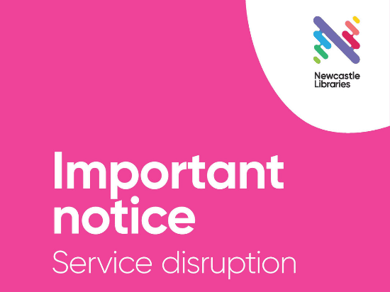 Library System Outage: from 8pm 23 July to 10am 26 July 2019