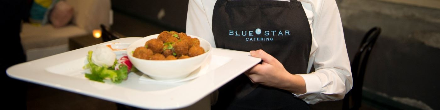 Award-winning Blue Star Catering at Fort Scratchley