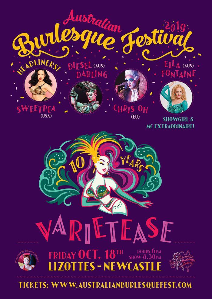 The Australian Burlesque Festival - City of Newcastle