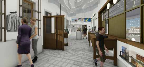 New Civic home for Visitor Information Centre