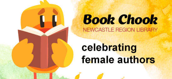 Book Chook Celebrates Female Authors