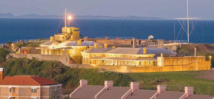 Normal operating hours resume at Fort Scratchley