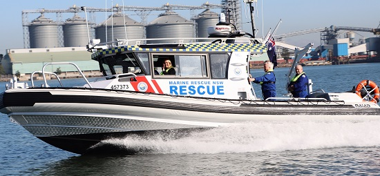 City shores up Marine Rescue with a permanent home at Stockton