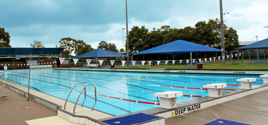 Recreation newcastle city council Public swimming pools in stockton