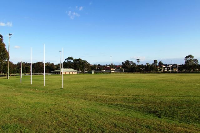 Bill Elliott Oval