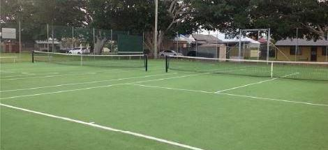 Carrington Tennis Courts