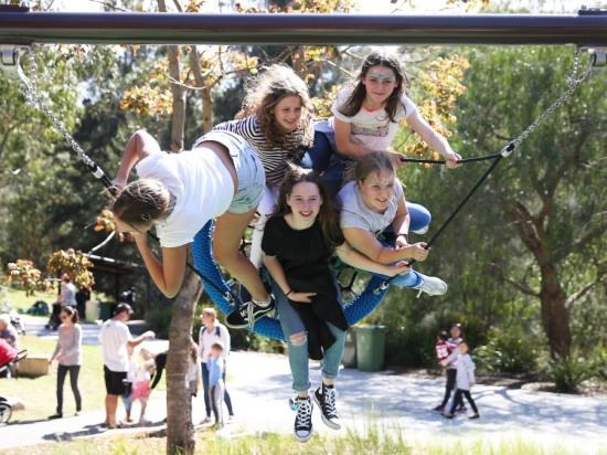 New Adventure Playground Richley Reserve