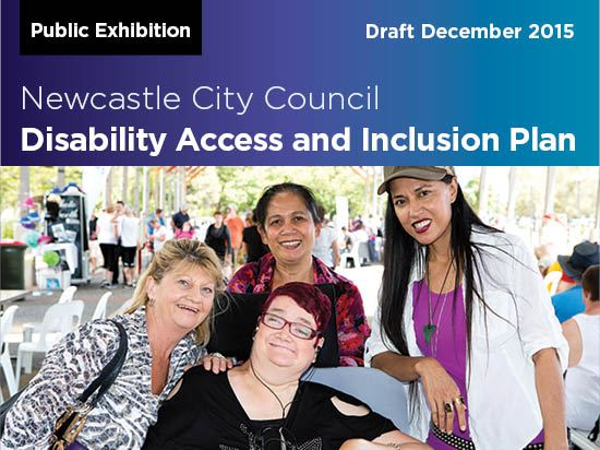 Public exhibition: Draft Disability Access and Inclusion Plan