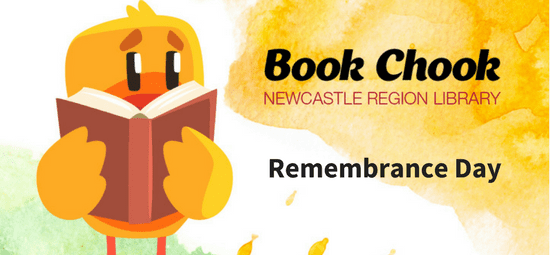 Book Chook - Remembrance Day