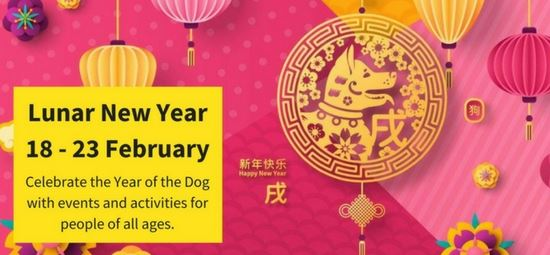 Lunar New Year 2018 - Newcastle Libraries