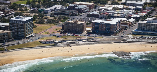 South Newcastle Beach project update